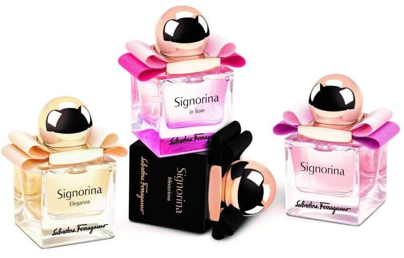 Salvatore Ferragamo Signorina the New Mini Collection