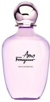 AMO FERRAGAMO BATH e SHOWER GEL