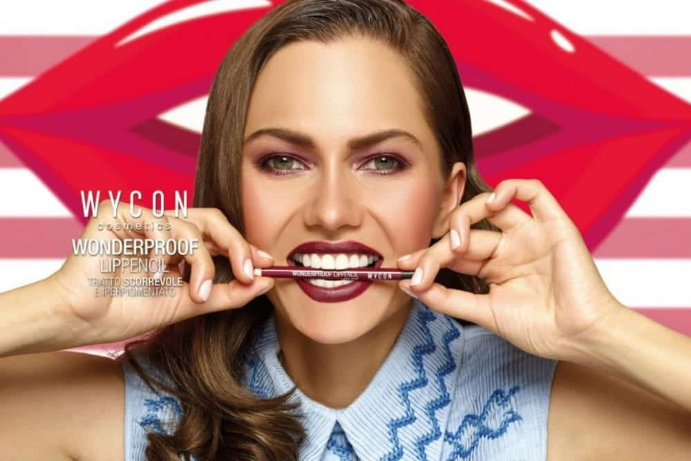 Wycon for World Kiss Day Capsule Limited Edition Wonderproof Lip Pencil