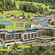 Amonti e Lunaris Wellnessresort: il benessere è vista monti