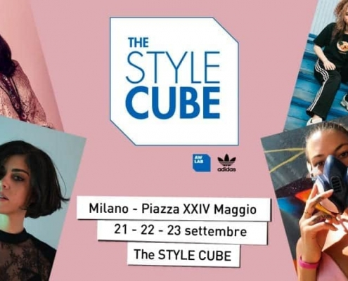 AW LAB adidas Originals the Style Cube a Milano