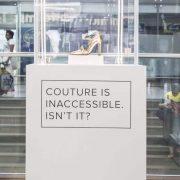 Teche misteriose installate a Milano per la settimana della Moda