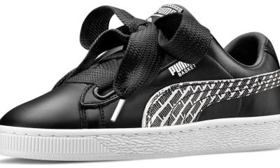Puma Basket Heart per AW LAB donna