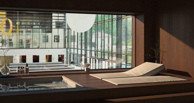 Terme Merano, le nuove Pool Suites