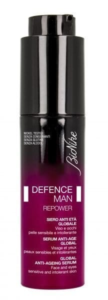 BioNike_DEFENCE MAN REPOWER Sierò anti-età globale 50 ml