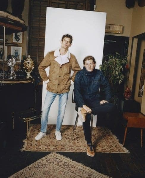 PEPE JEANS AW18 Campaign - The Members Club