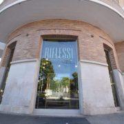 Riflessi nuova apertura negozio a Bari