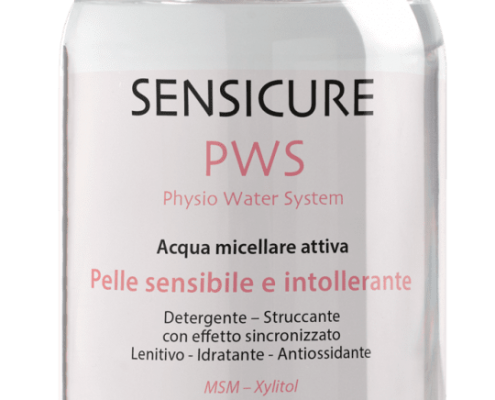 Synchroline - Sensicure PWS Physio water System