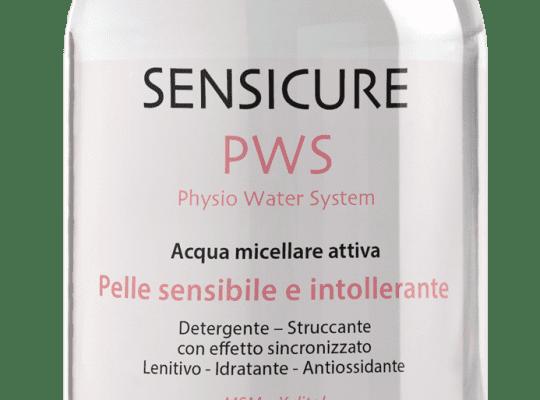 Synchroline - Sensicure PWS Physio water System