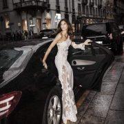 bianca balti per alessandro angelozzi couture abiti da sposa
