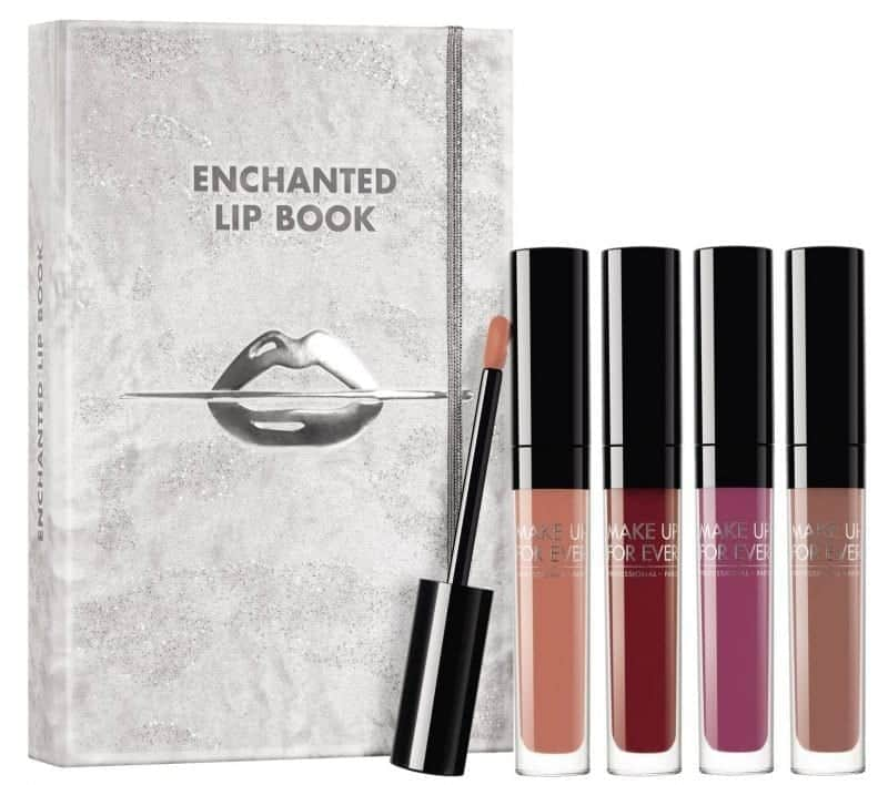 MAKE UP FOR EVER - Enchanted Lip Book