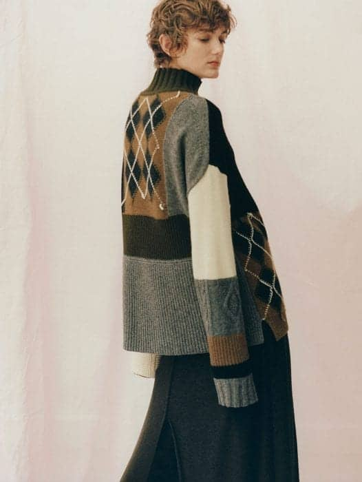Pringle of Scotland Donna Pre-Collezione Pre-Fall autunno 2019
