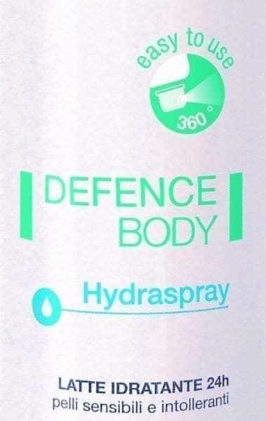 BioNike_DEFENCE BODY Hydraspray 200ml