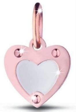 leBebé Lock Your Love Charm Cuore idea regalo San Valentino