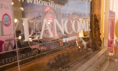 Lancôme Beauty Lounge FuoriSanremo 2019 Grand Hotel De Londres