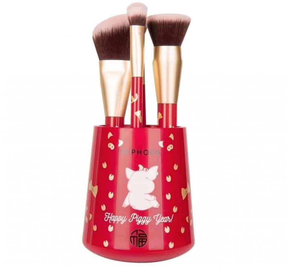 SEPHORA COLLECTION_Happy Piggy Year_Makeup brush set