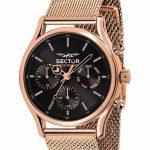 Sector nuovi orologi Multifunzione serie 660