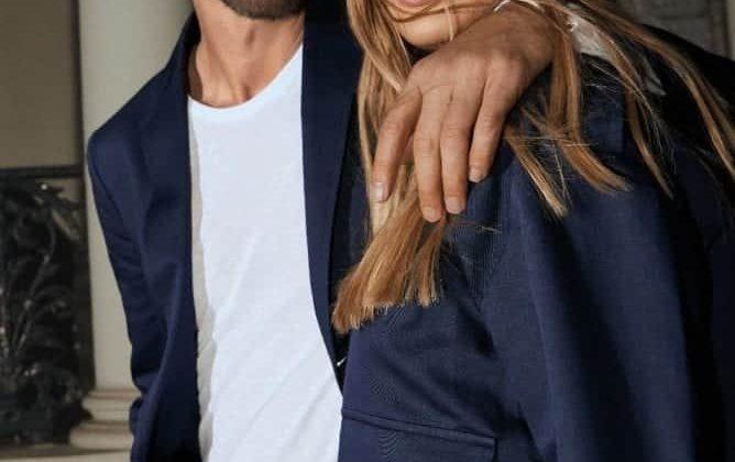 """120%Lino abbigliamento uomo donna 2020 presenta """"Just for us"""" by Chicco Barina 1"""