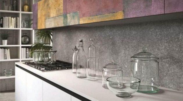 ARAN Cucine lancia le ante dipinte come quadri
