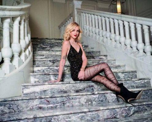 Chiara Ferragni il look perfetto per le feste di Natale 2019