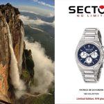 Sector nuovo cronometro in edizione limitata