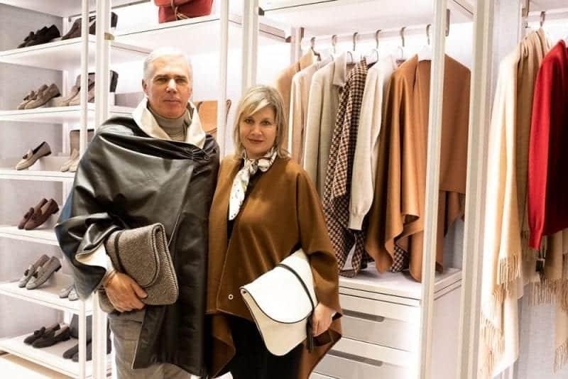 Ludovica Mascheroni collezione autunno inverno 2020 2021 Brina Pitti Uomo 97