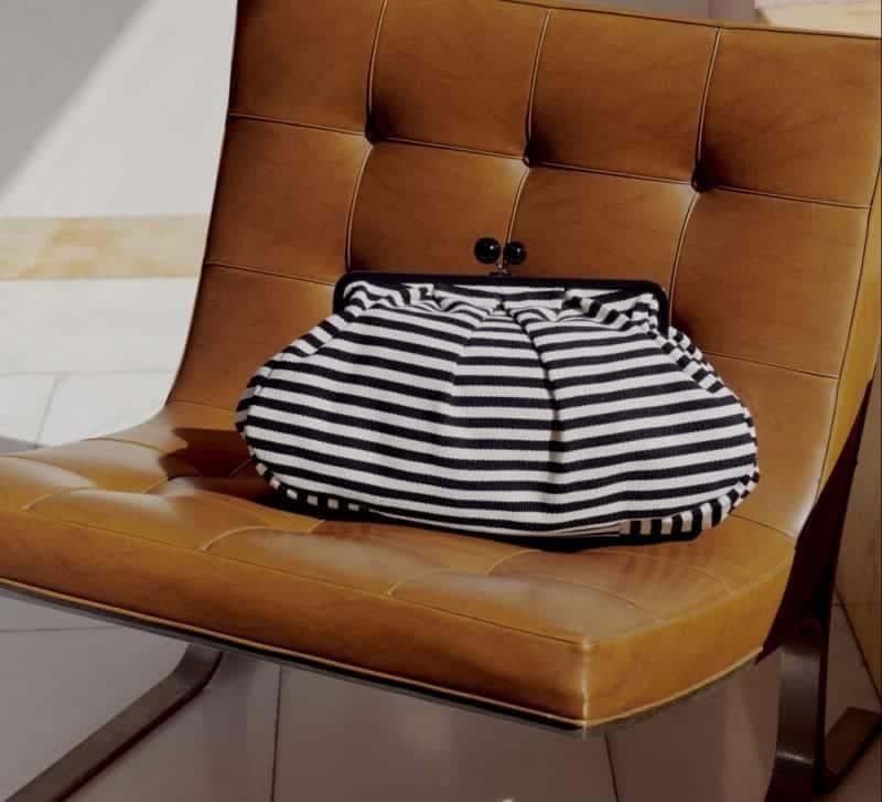 Max Mara le nuove versioni primavera estate 2020 della borsa donna Pasticcino Bag