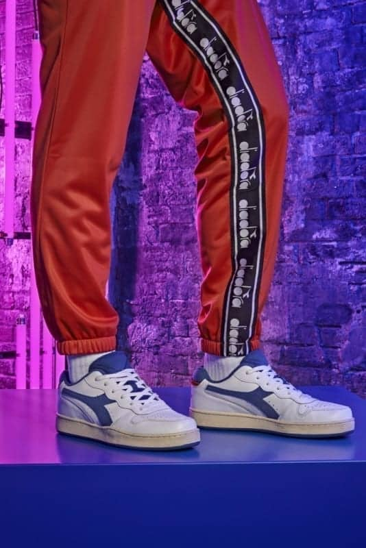 AW LAB nuove sneaker PE 2020 Diadora MI Basket _ uomo
