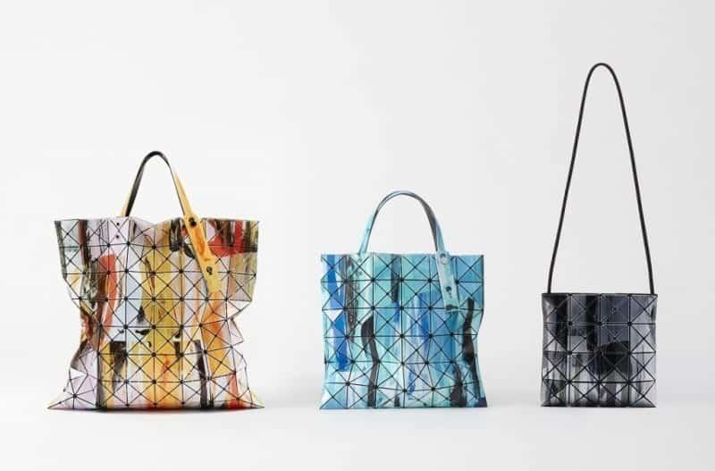 Gravity la nuova serie di borse Bao Bao Issey Miyake