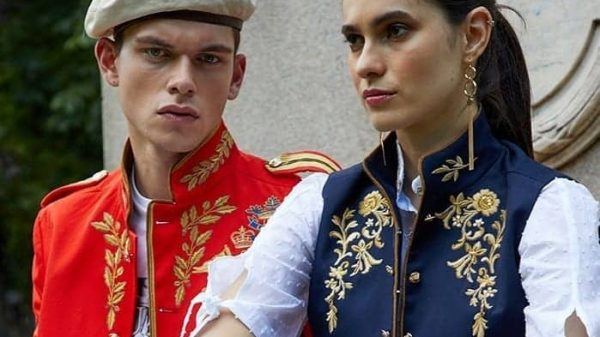 La collezione Guards di La Martina per un San Valentino in perfetto Royal British Style