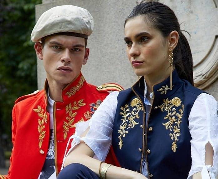La collezione Guards di La Martina per un San Valentino in perfetto Royal British Style