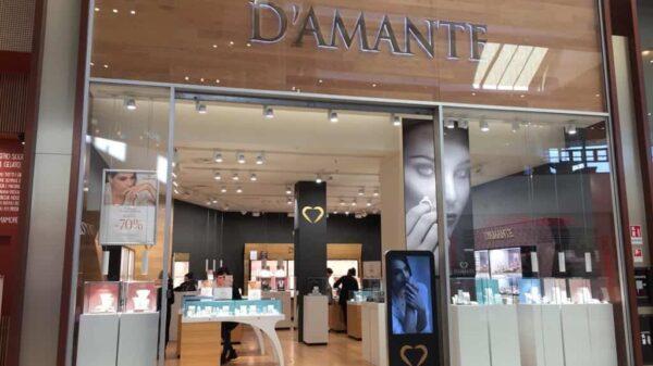 Morellato Goup acquista la catena di gioiellerie D'Amante