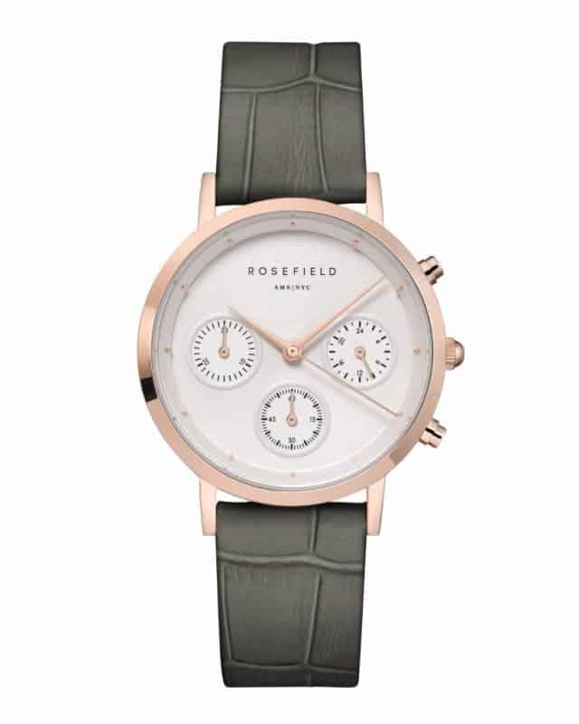 Rosefield nuovi orologi collezione The Gabby PE 2020