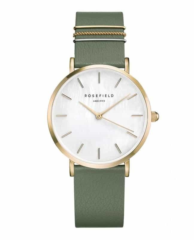 Rosefield nuovo orologio collezione The West Village