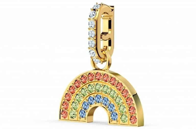 Swarovski nuovi gioielli portafortuna collezione primavera estate 2020