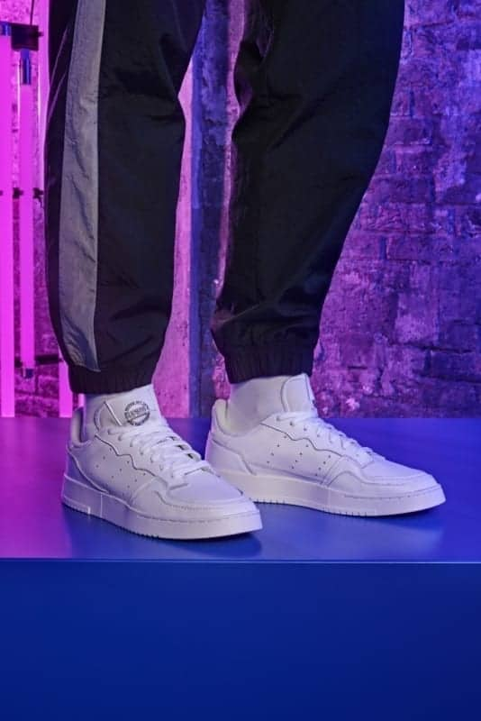 AW LAB nuove sneaker PE 2020 adidas Supercourt _ donna