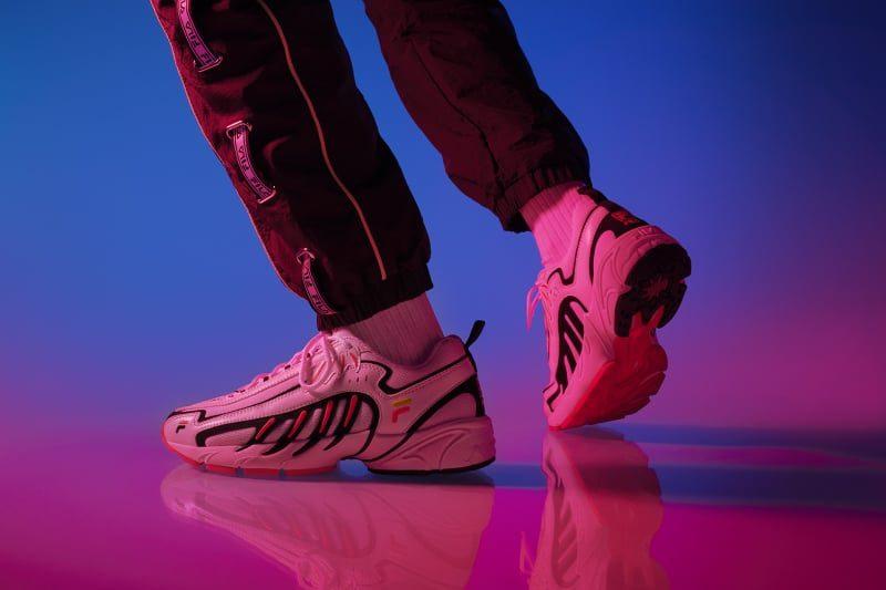 Fila scarpa sneaker da corsa ADL99