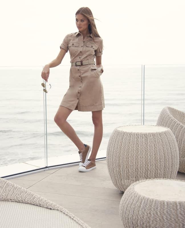 AERONAUTICA MILITARE abbigliamento donna primavera-estate 2020