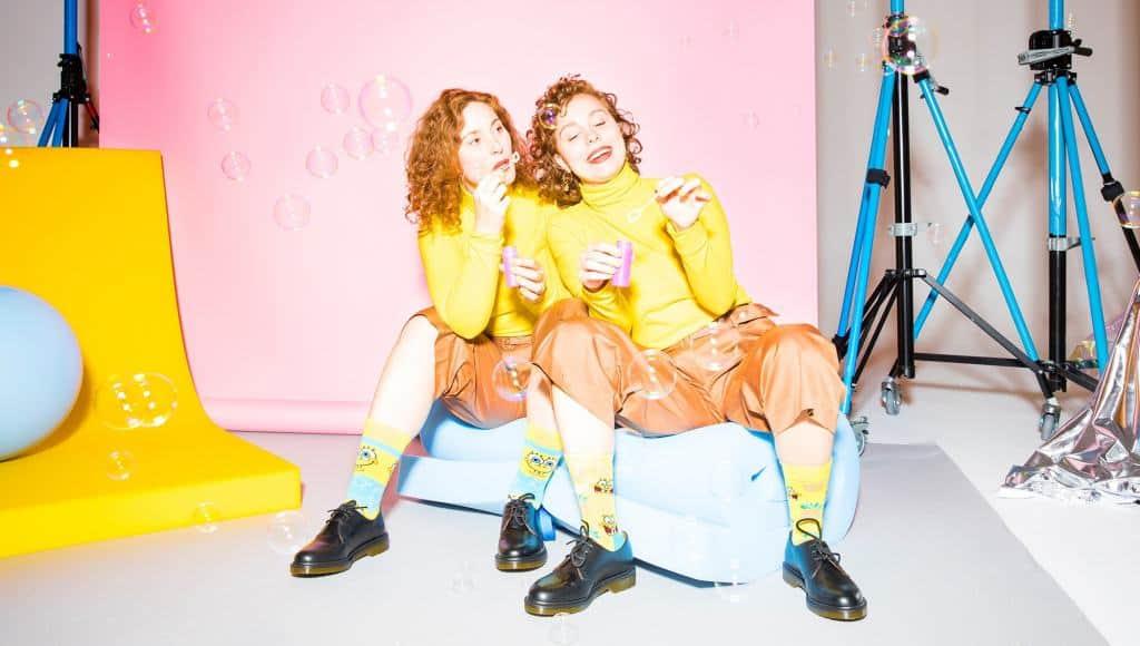 Happy Socks i nuovi calzini collezione PE 2020 SpongeBob