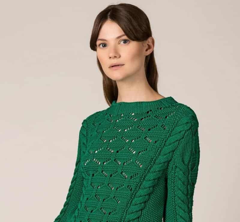Maglione in cashmere donna Primavera-Estate 2020