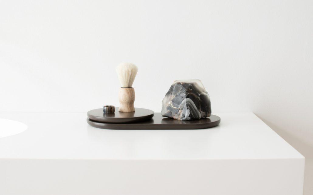 I nuovi accessori per il bagno di Not Only White in materiale HI-MACS®