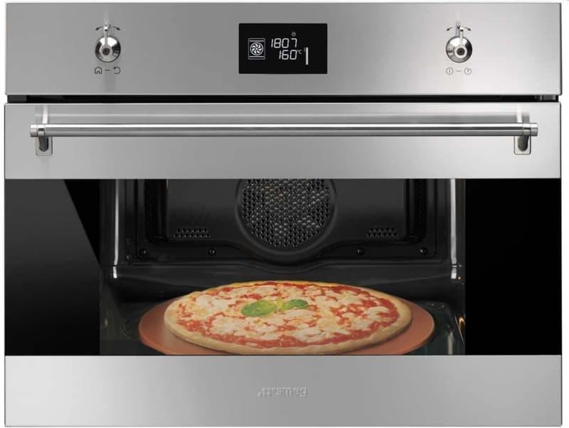 Smeg Forno Pizza modello SFP4390XPZ