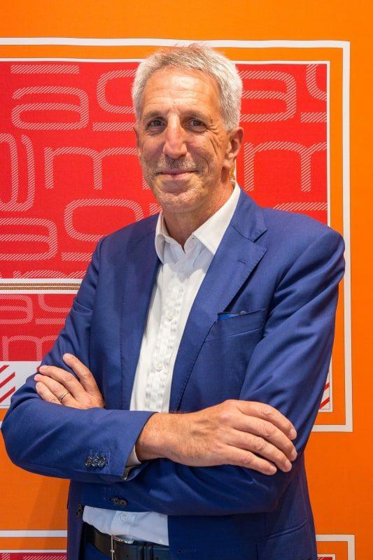 Walter Maiocchi presidente di Malo cashmere