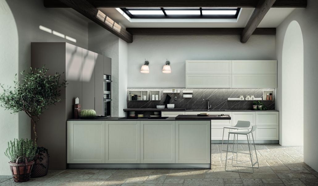 Cucina Scavolini Restyling modello Carattere