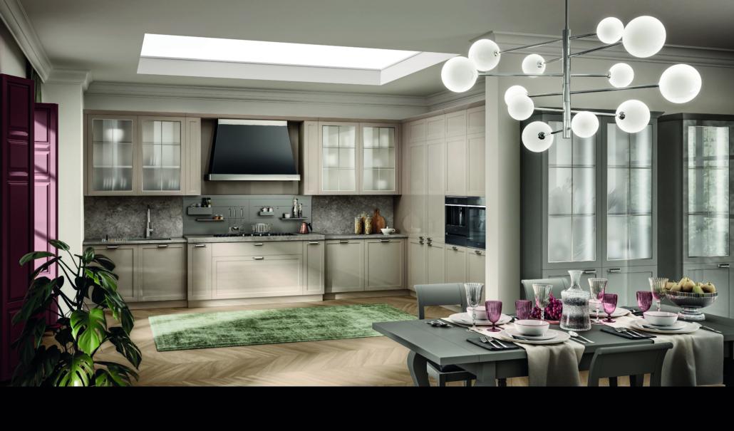 Cucina Scavolini Restyling modello Carattere (