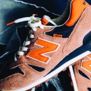 Nuove sneaker new balance x Levi's Primavera-Estate 2020