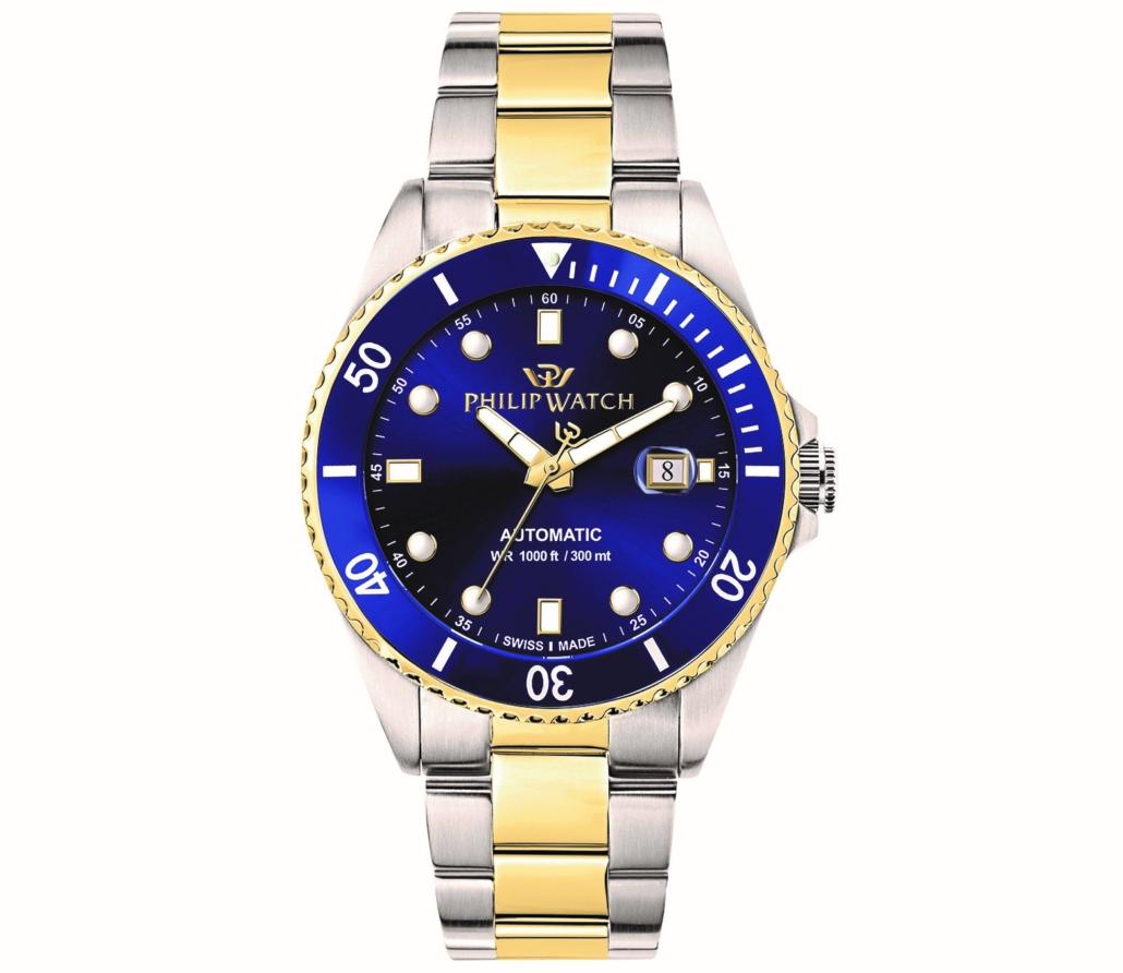 Nuovo orologio Philip Watch collezione Caribe Diving R8223216001_