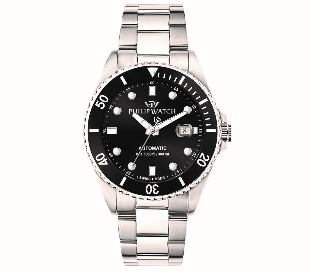 Nuovo orologio Philip Watch collezione Caribe Diving R8223216003_1