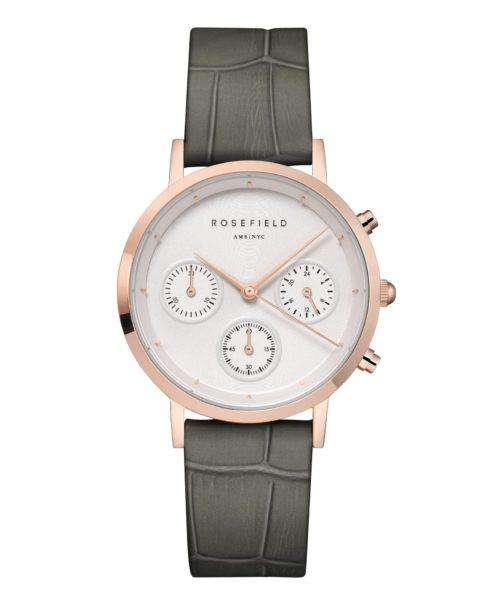 Orologio cronografo donna Rosefield modello NCGRG-N95