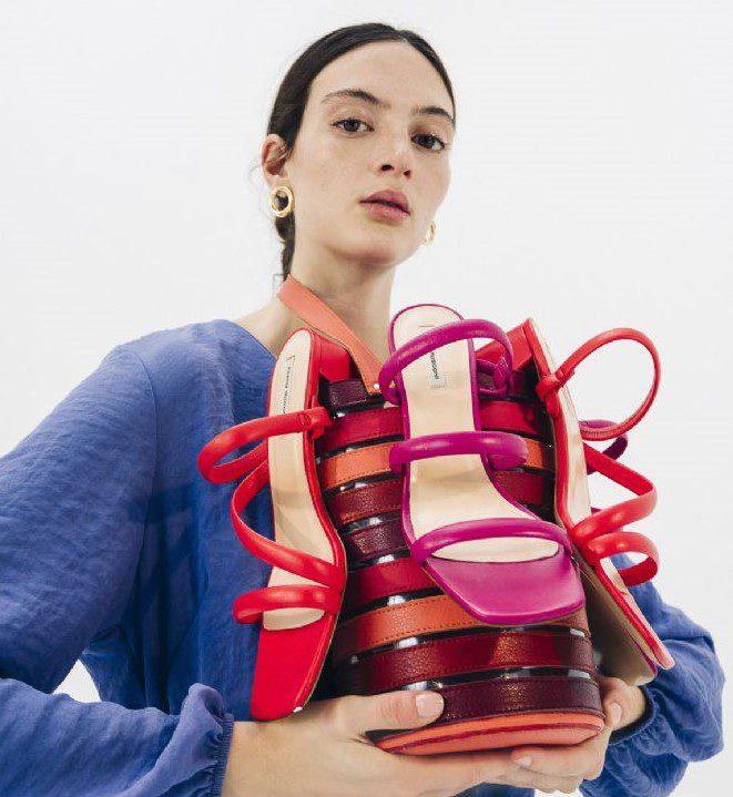 L'eleganza del tacco nella nuova collezione scarpe donna di Fabio Rusconi PE 2020